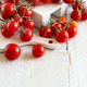 Cherry Tomatoes from a farmers market - PhotoDune Item for Sale