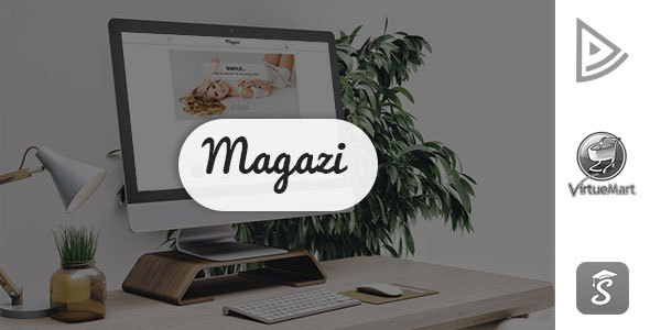Image of Magazi - Multipurpose e-Commerce Joomla Template
