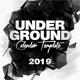 Creative Wall Calendar 2019 V21 - GraphicRiver Item for Sale