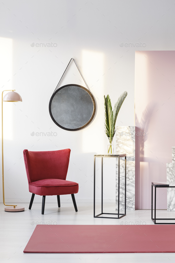 Mirror on the wall - Stock Photo - Images