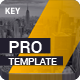 PRO Keynote Template - GraphicRiver Item for Sale
