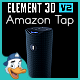 Amazon Tap for Element 3D - 3DOcean Item for Sale