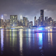 Manhattan at night, New York, USA. - PhotoDune Item for Sale