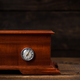 Cedar wood humidor for cigar storage - PhotoDune Item for Sale