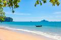 Longtail Boat In Sea At Aonang Beach - PhotoDune Item for Sale