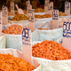Various Dried Shrimp For Sale At Market - PhotoDune Item for Sale