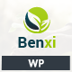 Benxi - Environment WordPress Theme - ThemeForest Item for Sale