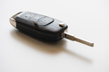 Remote electronic car key