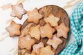 Star shaped cookies - PhotoDune Item for Sale