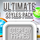 Ultimate Styles Pack for Your Frame Presentations - GraphicRiver Item for Sale