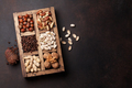 Various nuts selection - PhotoDune Item for Sale