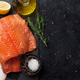 Raw salmon fish fillet - PhotoDune Item for Sale