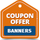 Coupon Offer Banners - GraphicRiver Item for Sale