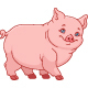 Little Fat Pig - GraphicRiver Item for Sale