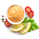 bowl of salsa sauce - PhotoDune Item for Sale