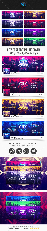 City Core FB Timeline Cover