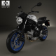 Suzuki SV650 2017 - 3DOcean Item for Sale