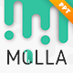 Molla - Creative Powerpoint Template - GraphicRiver Item for Sale