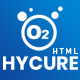 HYCURE - Responsive HTML Medical and Health Template. - ThemeForest Item for Sale