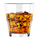 Whiskey glass - GraphicRiver Item for Sale
