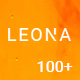 Leona – 100+ Modules - Responsive Email + StampReady Builder & Mailchimp Editor