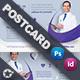 Health Application Postcard Templates
