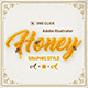 Honey Graphic Style