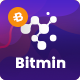 BitMin - ICO & Cryptocurrency WP Theme