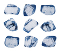 Large variety of ice cubes with droplets - PhotoDune Item for Sale