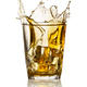 Splash in glass of whiskey - PhotoDune Item for Sale
