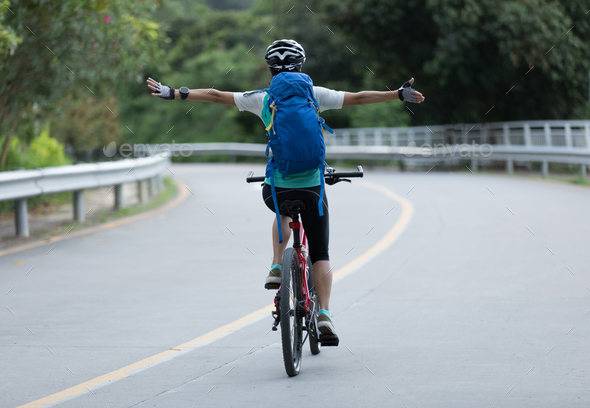 Cycling  - Stock Photo - Images