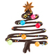 Sweet christmas tree with candies and decorative sprinkles isola - PhotoDune Item for Sale