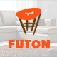 Futon - Furniture eCommerce Bootstrap 4 Template - ThemeForest Item for Sale