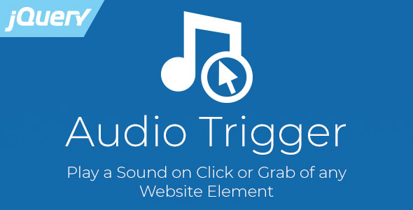 Audio Trigger - jQuery Plugin to Trigger Sounds - CodeCanyon Item for Sale