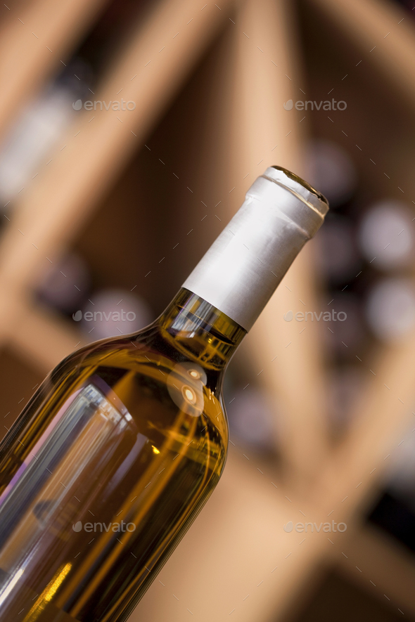 Close up in a winery - Stock Photo - Images
