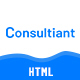 Consultiant - Consulting Agency HTML5 Template - ThemeForest Item for Sale