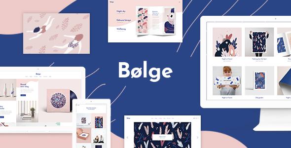 Image of Bolge - A Creative Multi-concept Portfolio Theme