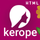 Kerope- Responsive Spa And Beauty HTML Template. - ThemeForest Item for Sale