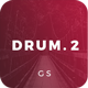 Drum 2 Google Slides - GraphicRiver Item for Sale