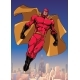 Superhero Flying Above the City - GraphicRiver Item for Sale
