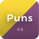 Puns Google Slides - GraphicRiver Item for Sale