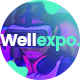 WellExpo - A Modern Event and Conference WordPress Theme - ThemeForest Item for Sale