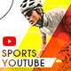 Creative Sports YouTube Banner - GraphicRiver Item for Sale