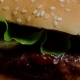 Burger Bun with Sesame, Greens, Cheese and Beef for Commercial Use - VideoHive Item for Sale
