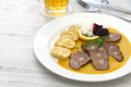 svickova na smetane, traditional Czech cuisine - PhotoDune Item for Sale