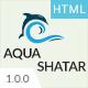 Aqua Shatar - Professional Swim Academy HTML5 Template