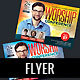 Worship Conference Church Flyer - GraphicRiver Item for Sale