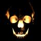 Burning Skull 4k - VideoHive Item for Sale