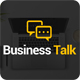 Business Talk PowerPoint Templates - GraphicRiver Item for Sale