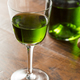 Alcoholic Green Absinth Apertif - PhotoDune Item for Sale